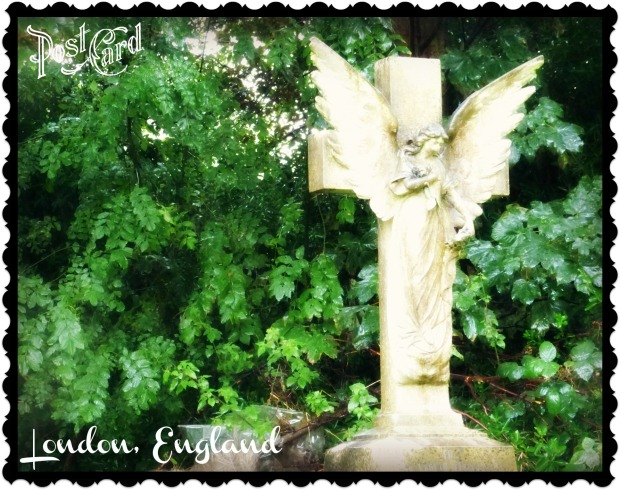 Sunday postcard england