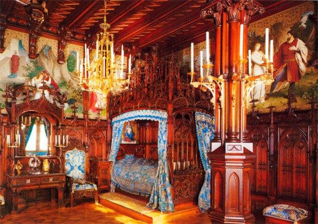 Neuschwanstein Castle Inside view