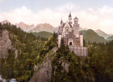 Neuschwanstein-on-mountain-480x350