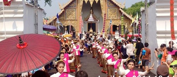 Songkran_ChiangMai_2015